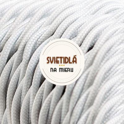 Predstavujeme vám nádherné textilné káble v rôznych farbách a vzoroch