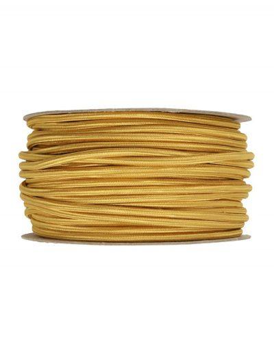 Kábel-dvojžilový-v-podobe-textilnej-šnúry-v-zlatej-farbe-2-x-0.75mm-1-meter