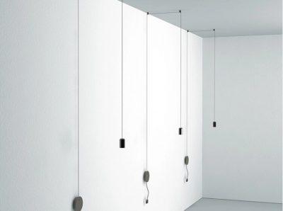 Kreatívny dizajnový luster, svietidlo na stenu s LED žiarovkou1