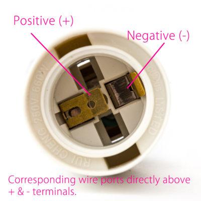 Plastová základná objímka je jednoduché riešenie pre kreatívne vyskladanie svojho svietidla na mieru1