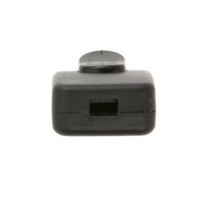 Spínač je vyrobený z tvrdého kvalitného plastu. S jednoduchým stlačením tlačidla palcom dokážete vypnúť a zapnúť elektrický prúd.5