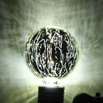 Dekoračná žiarovka - ANTIQUE - E27, 5W, Teplá biela (4)