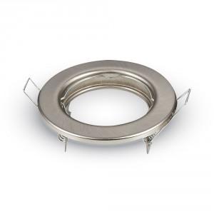 Rámik okrúhly nevýklopný matný – 2 kusy, V-TAC