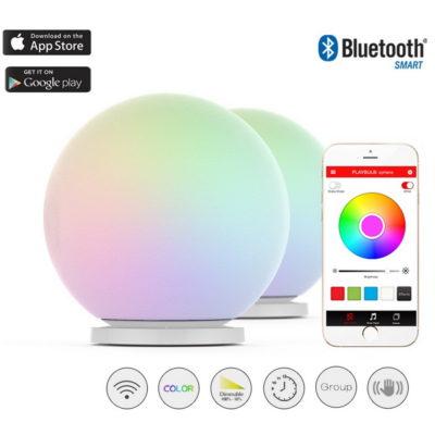 MiPoW Playbulb Sphere – Smart LED svetlo3