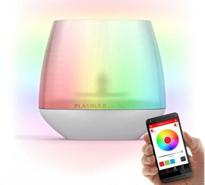 MiPow Playbulb™ Candle smart LED Bluetooth sviečka5
