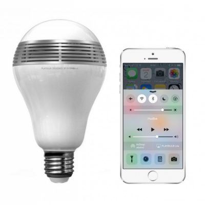 MiPow Playbulb™ Lite LED žiarovka s Bluetooth reproduktorom