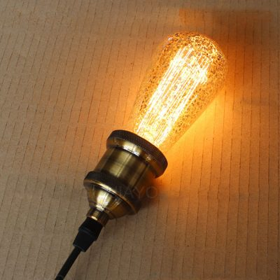 Dekoračná žiarovka - ANTIQUE TEAR - E27, 40W, Teplá biela2