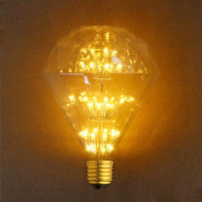 FIREWORKS žiarovka - ADAMANT - E27, 3W, 200lm1