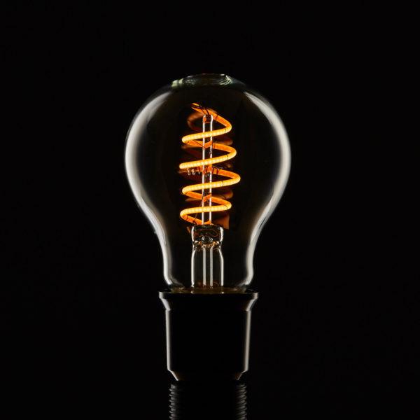 Edison Soft žiarovka Classic, E27, 200lm, 6W, Teplá biela, stmievateľná
