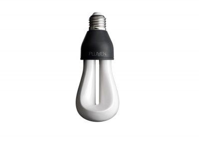 LED úsporná žiarovka Plumen 002, Stmievateľná, 4W, 245lm3