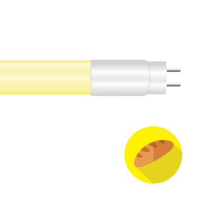 LED trubica T8, 18W, 120 cm na nasvetlenie pečiva