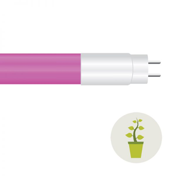 LED trubica T8, 18W, 120 cm pre rast rastlín