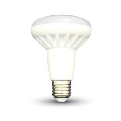 Reflektorová LED žiarovka - E27, 10W, Studená biela. Tie najlepšie LED svetelné zdroje nakupujte u online odborníkov a využite naše služby