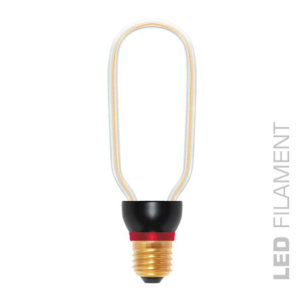 Umelecká LED ART žiarovka - TUBE, E27, 8W, 2200K, 300lm