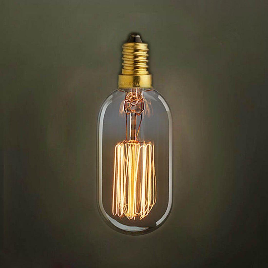 EDISON žiarovka - TUNNEL - E14, 40W, 120lm