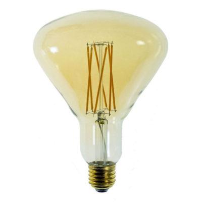 Edison Soft žiarovka, Square, E27, 360lm, 4W, Teplá biela, stmievateľná (1)