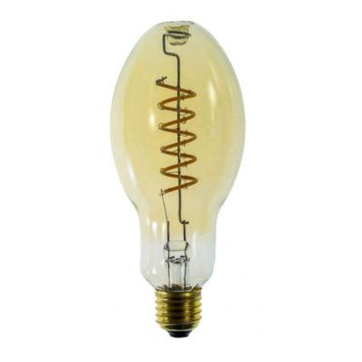 Edison Soft žiarovka je dekoračná žiarovka s mäkkým filamentovým vláknom. Ideálne využitie pre hotely, reštaurácie, bary, krčmy, a stále viac populárne pre moderné domácnosti
