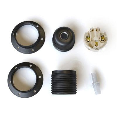 kovová-e27-objímka-exclusive-kovovo-šedej-metalickej-farby-s-2-krúžkami-na-tienidlo-100-vyrobená-v-taliansku