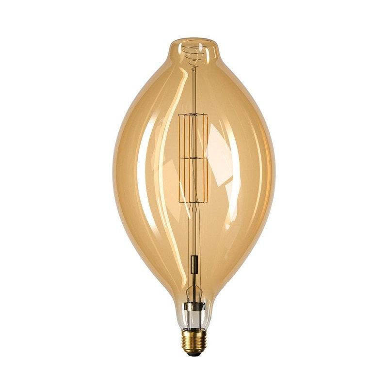 Edison Soft žiarovka, Big Mallet, E27, 1000lm, 11W, Teplá biela, stmievateľná