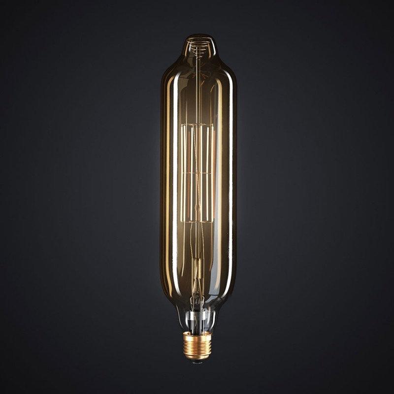 Edison Soft žiarovka, Tubus, E27, 1000lm, 11W, Teplá biela, stmievateľná (1)