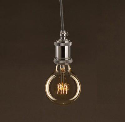 EDISON žiarovka - SHINES - E27, 30W, 60lm (2)