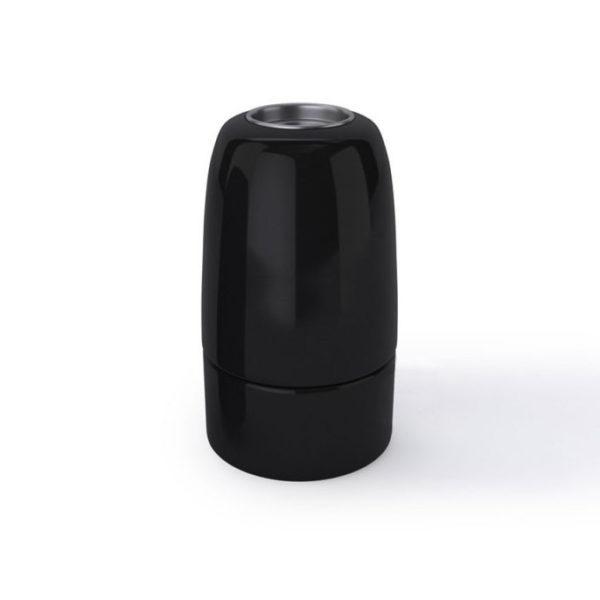 Porcelánová objímka s päticou E14