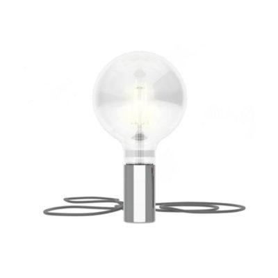 Magnetické svietidlo Magnetico®-Plug, chromová farba (1)