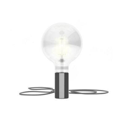 Magnetické svietidlo Magnetico®-Plug, tmavá chrómová farba (1)