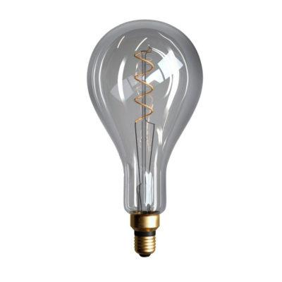 Edison Soft žiarovka, Dymová LED žiarovka - XXL - 5W, E27, Stmievateľná, 2000K (1)