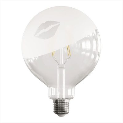 LED žiarovka Filament - Tattoo Lamp® Kiss, 4W, E27, 420lm (2)