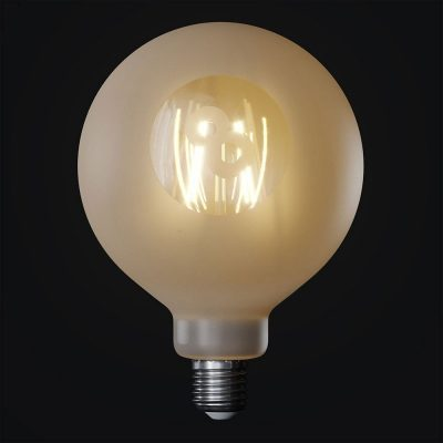 LED žiarovka Filament - Tattoo Lamp® Otto, 4W, E27, 420lm (2)