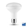 Reflektorová LED žiarovka so SAMSUNG čipom - E27, 10W, Studená biela, 800lm