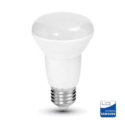 Reflektorová LED žiarovka so SAMSUNG čipom - E27, 8W, Studená biela, 570lm