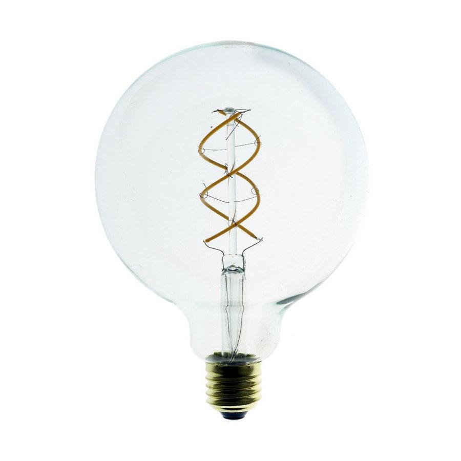 Edison Soft žiarovka, LED žiarovka - SPHERE - 5W, E27, Stmievateľná, 2200K