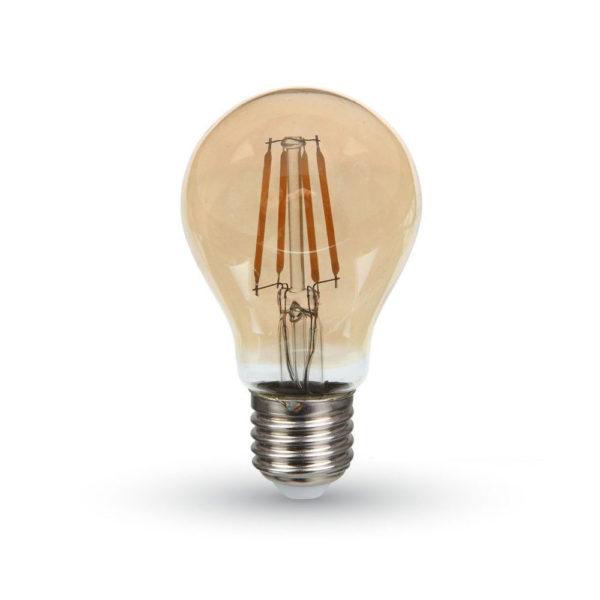 FILAMENT žiarovka - Gold Classic - E27, 12.5W, 1240lm, Teplá biela