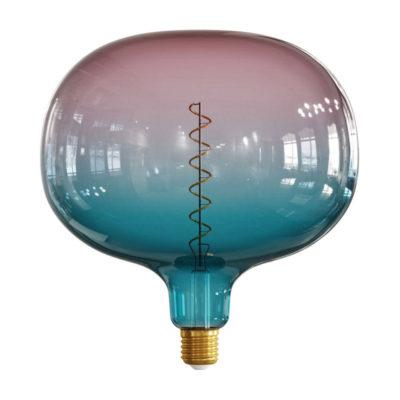 Farebná LED žiarovka DREAM COBBLE - E27, 4W, 100lm, Stmievateľná