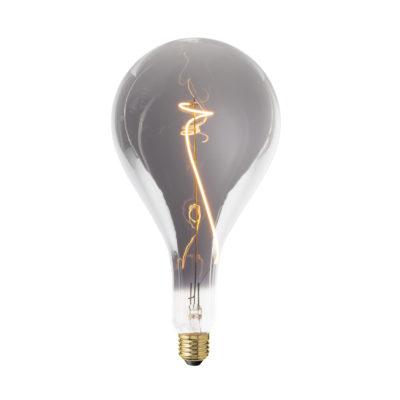 Edison žiarovka XXL s dymovým sklom – 4W, E27, Stmievateľná, 130lm