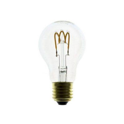 Edison Soft žiarovka, LED žiarovka - GOCCIA - 3W, E27, Stmievateľná, 2000K | Daylight Italia