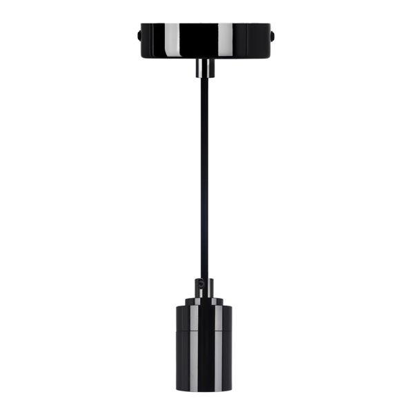 Moderné závesné svietidlo ELEGANCE v perleťovej čiernej farbe | Daylight Italia