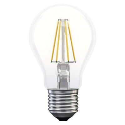 Filament LED žiarovka Classic 4w, 320lm, Teplá biela