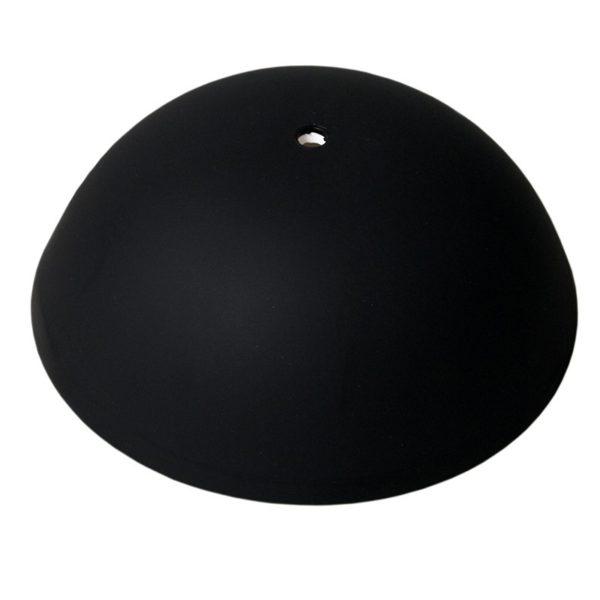 Stropná krytka káblov pre závesné svietidlo - Cable Cup® v čiernej farbe