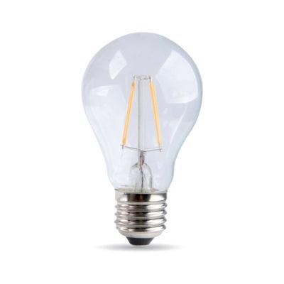 LED Priehľadná žiarovka - A60, DAYLIGHT ITALIA