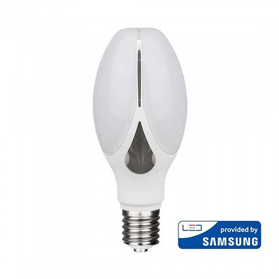 LED Žiarovka s vysokou svietivosťou so SAMSUNG čipom, E27, 36W