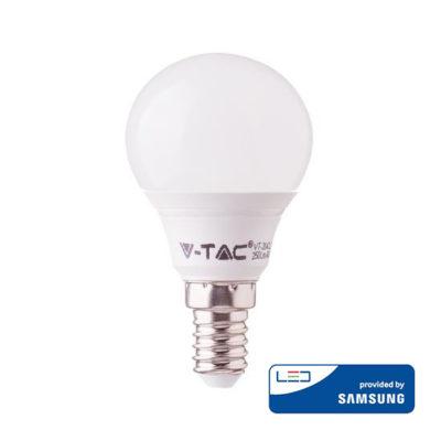 Žiarovka LED SAMSUNG čip - E14, 7W