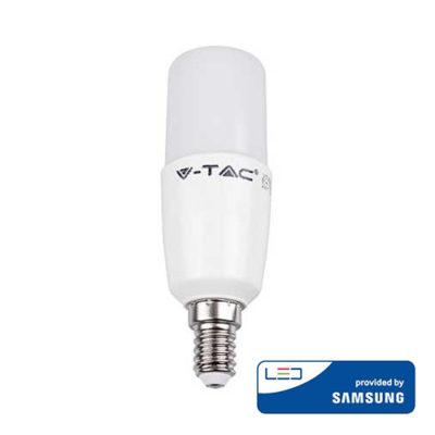 Žiarovka LED SAMSUNG čip - E14, 8W, 725lm