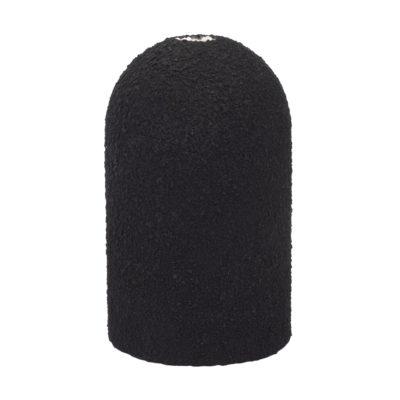 Handmade E27 objímka v guľatom tvare v čiernej farbe   Amarcords