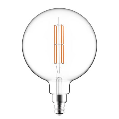 LED Žiarovka XXL G200 s čírym sklom – 11W, E27, Stmievateľná, 1521lm