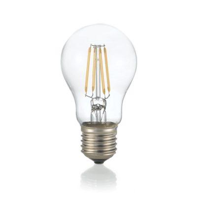 LED Filament žiarovka GOCCIA, E27, 4W, 430lm, 3000K, Teplá biela | Ideal Lux