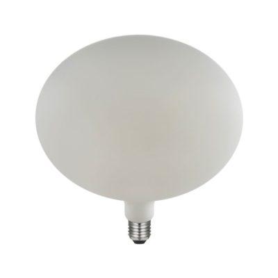 LED porcelánová žiarovka XL Delo 10W, E27, 1000lm | Daylight Italia
