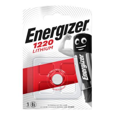 Energizer Lítiová gombíková batéria CR 1220